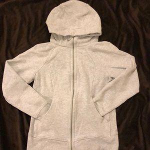 Zip-up Sweatshirt - Lululemon